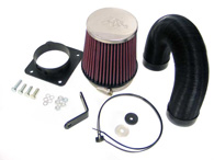 K&N 57i Performance Kit - Suzuki Swift GTi  1.3i,  101 PS , Bj. 3/89-5/01  TÜV: Nein
