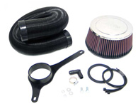 K&N 57i Performance Kit - Dacia Logan  1.6i, 87 PS, ab Bj. 9/04-   TÜV: Nein