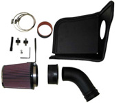 K&N 57i Performance Gen2 Kit - BMW 320i, 323i, 325i, 328i E46 , 2.0i, 2.2i, 2.5i, 2.8i , 150/170/192/193 PS , Bj. 5/98-8/07 , TÜV: Nein